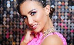 Танці з зірками, Ганна Різатдінова, дідусь, фото, відео