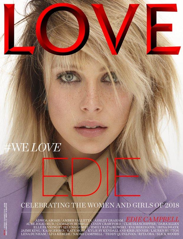 О важном: Love посвятили свежий номер домогательствам в модной индустрии