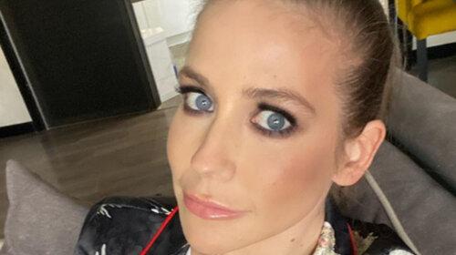 Начавшая спиваться «любовница» Максима Галкина Юлия Барановская накинулась на собственного ребенка с поучениями  (Видео)