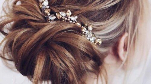 Best 10+ Wedding Bun Hairstyles Ideas On Pinterest   Bridal Updo inside Wedding Messy Bun Hairstyles