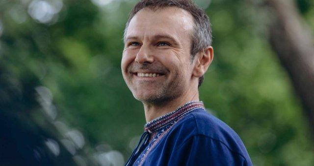 Святослав Вакарчук, партия