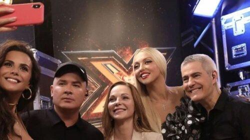 Ведущая «X-фактора» высказалась о судьях — Каменских и Поляковой