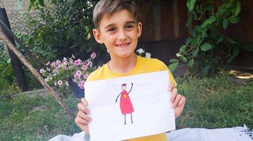 10-летнему Жене нужна помощь: история мальчика с тяжелым заболеванием крови