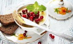 Лучшая закуска для Новогоднего меню: нежный паштет с клюквой и орехами