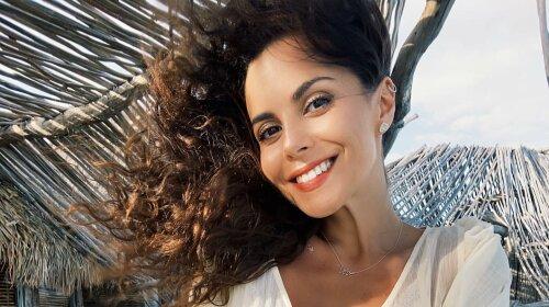 Немов індіанська принцеса: дружина Потапа здивувала ефектним чином з відпустки у Мексиці