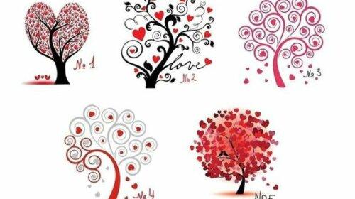 Любовный тест на День всех влюбленных
