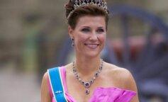 Норвежская принцесса Луиза начала встречаться с чернокожим шаманом (ФОТО)
