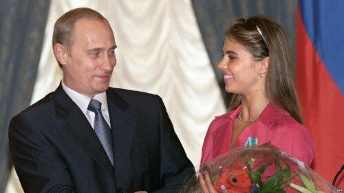 Алина Кабаева, любовница Путина