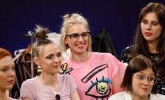 В леопардовой пижаме и трусах: как «Топ-модели по-украински» на выпускной собирались
