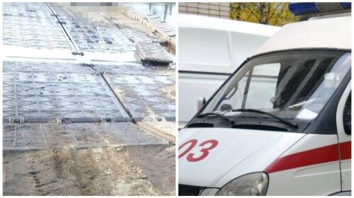 Медики спасали до последнего: под Ровно умер мальчик, который ехал через аварийный мост