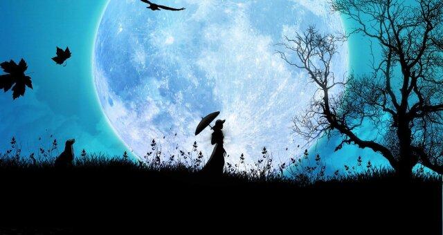 повня 14 вересня: місяць, місячний календар