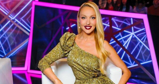 Оля Полякова, певица, засветилась в компании молодого красавца