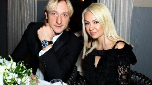 Яна Рудковская застала мужа за необычным занятием - наконец-то выпустил пар