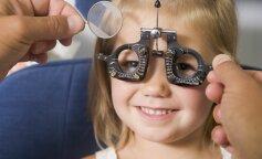 Медик назвал три правила хорошего зрения в детстве