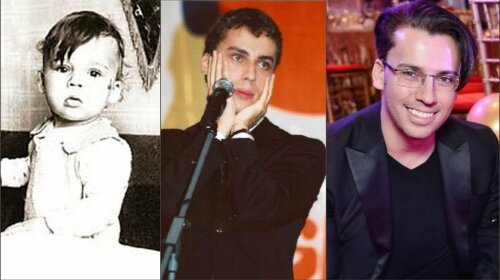 Максим Галкин, Борис Корчевников и другие: как выглядели известные российские телеведущие в юности (ФОТО)
