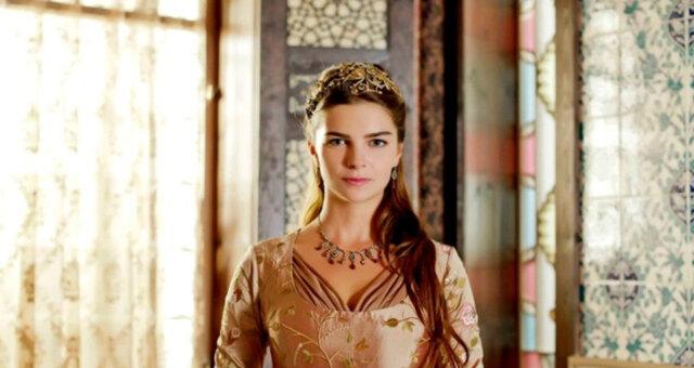 пелин карахан, дочка султана, великолепный век, актриса, фото, сейчас