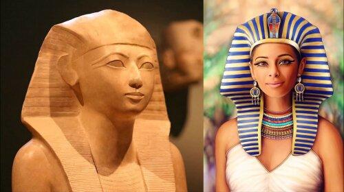Ученые воссоздали внешность египетской принцессы, жившей четыре тысячи лет назад