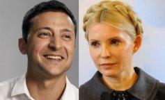 Зеленский и Тимошенко в новых президентских рейтингах: кто кому наступает на пятки