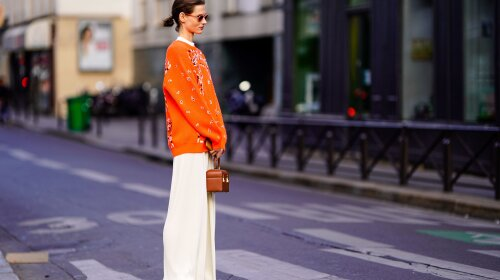 Оранжевий гардероб