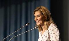 Олена Зеленська розповіла про плани по поліпшенню харчування в школах