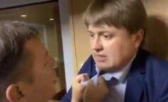 Зеленський звільнив Геруса після його бійки з Ляшко в аеропорту