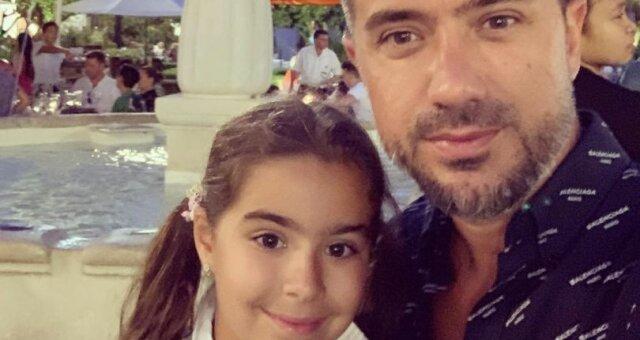 дочь Ани Лорак, 10-летняя София, каникулы, Мурат Начладжиоглу