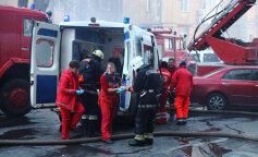 Пожар в центре Одессы: количество пострадавших неумолимо растет