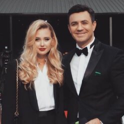 24-летняя жена Николая Тищенко удивила новым эффектным имиджем