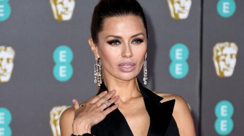 40-летняя звезда «Дома-2» Виктория Боня засветилась на красной дорожке в Лондоне