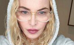 В Сеть попали снимки совсем еще юной Мадонны, которая тогда занималась балетом (ФОТО)