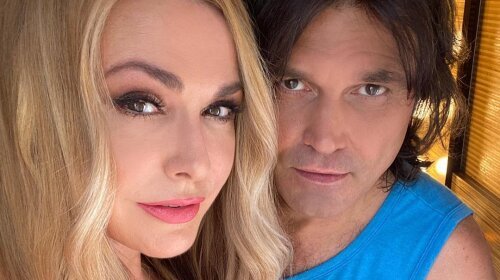 Она - в купальнике, он - в майке: Ольга Сумская и Виталий Борисюк поделились «грязными» фото – порезвились на славу