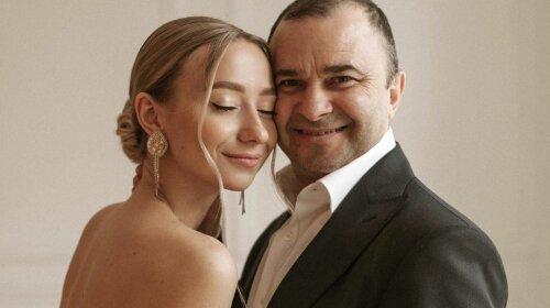 54-летний Виктор Павлик женился в четвертый раз: как выглядела 25-летняя невеста Екатерина Репяхова и сам жених (фото)