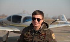 В День Независимости состоится премьера документального проекта Дмитрия Комарова о рекордном полете через всю страну