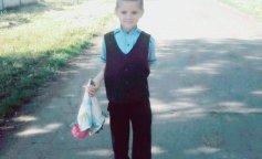 8-летний Коля Перчик