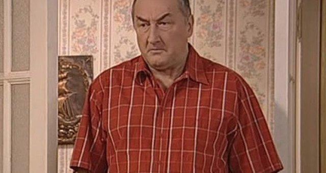 Борис Клюев, Воронины, болен
