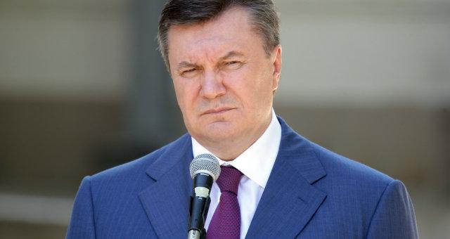 Виктор Янукович, суд, приговор