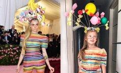 Мать и дочь из Турции очень правдоподобно копируют наряды звезд (ФОТО)