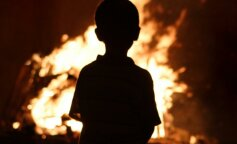 8-летняя украинка спасла жизнь маленькому брату