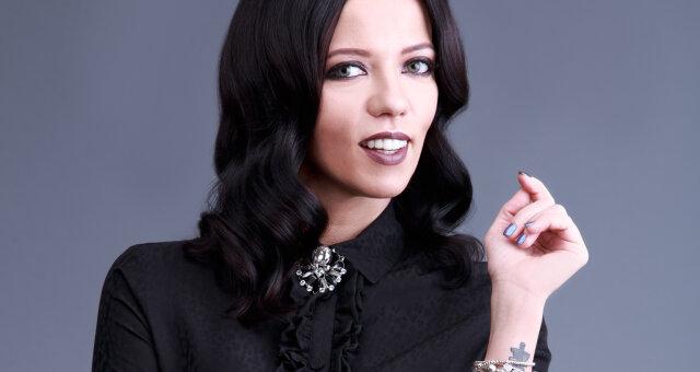 Красотка Ирина Горовая поведала о новогодних традициях и планах