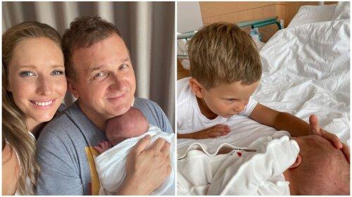 Юрий Горбунов рассказал, как сын Иван трогательно называет своего младшего братика