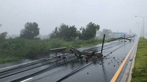 Украинские туристы оказались в заложниках в Таиланде: надвигается опасный тайфун