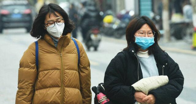 вирус в китае, эпидемия, ухань, хубэй, новости, фото