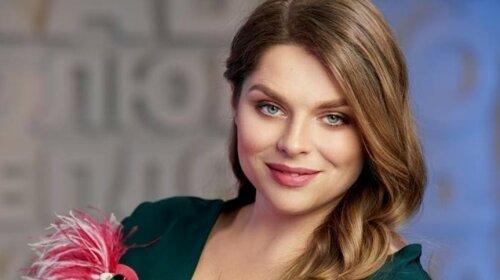 телеведущая, Неля Шовкопляс, образ звезды, новое фото