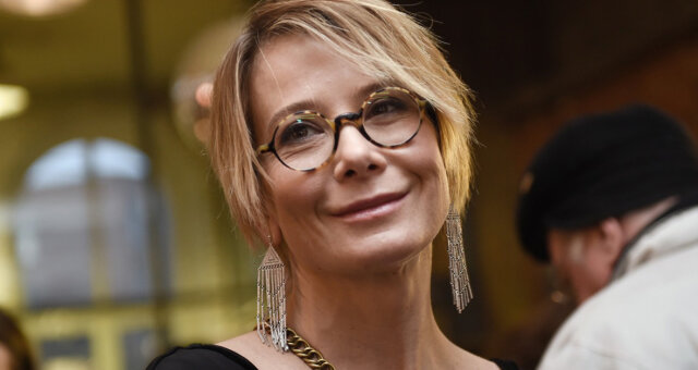 Юлия Высоцкая отказалась от ЗОЖ: