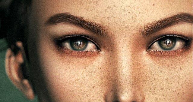 Eyes_Face_Glance_439431