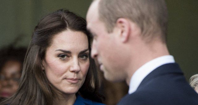 The Duke & Duchess Of Cambridge Visit A Child Bereavement UK Centre