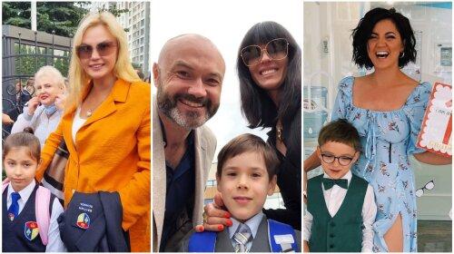 День знаний 2021: как Ефросинина, Билык, Камалия и другие знаменитости  провожали своих детей в школу (фото)