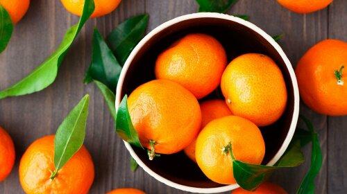 Експерти розповіли, скільки мандаринів можна з'їсти за один раз