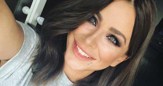 Ани Лорак с укороченными волосами