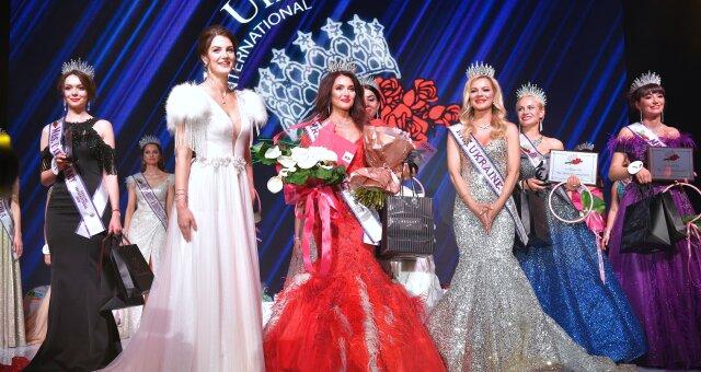 Невестка Поплавского Алина победила в конкурсе красоты Mrs. International-2019